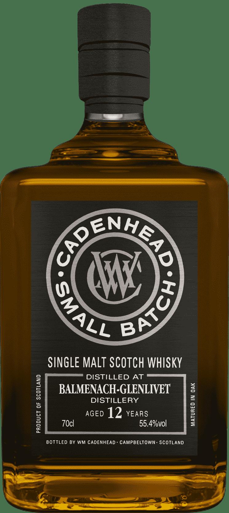 A Bottle of Balmenach-Glenlivet