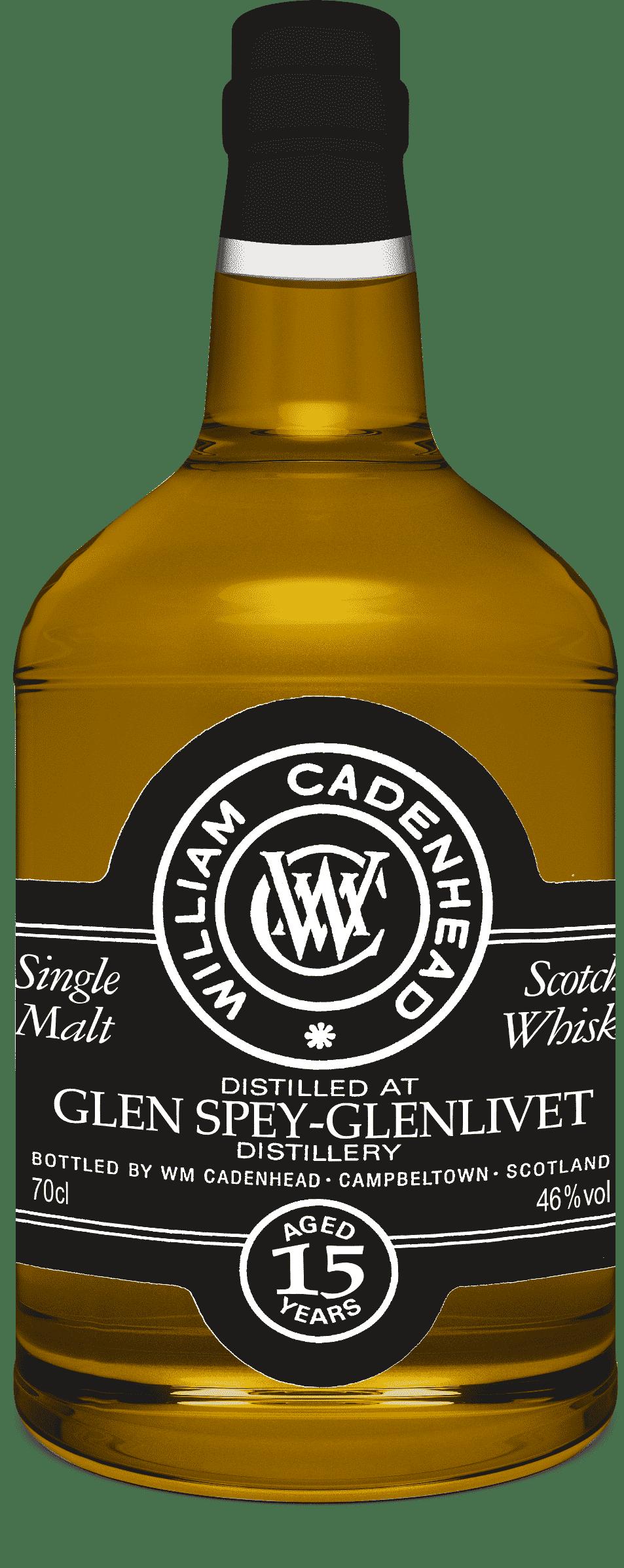 A Bottle of Glen-spey-Glenlivet