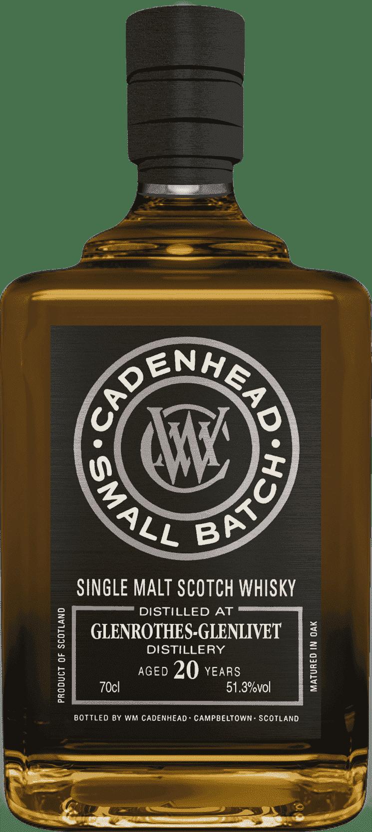 A Bottle of Glenrothes-Glenlivet
