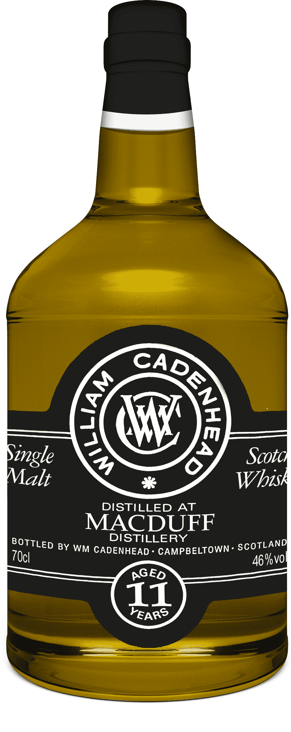 A Bottle of MacDuff-11 from 21st release