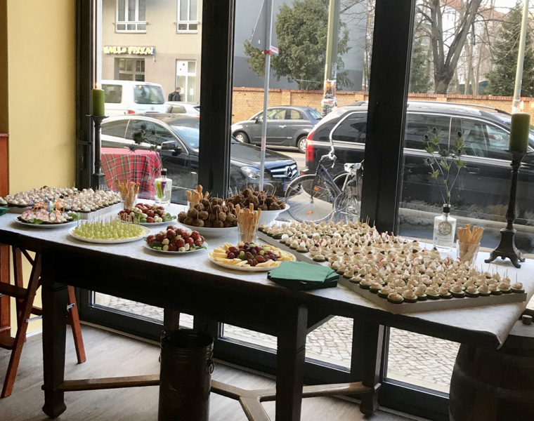 Berlin Buffet