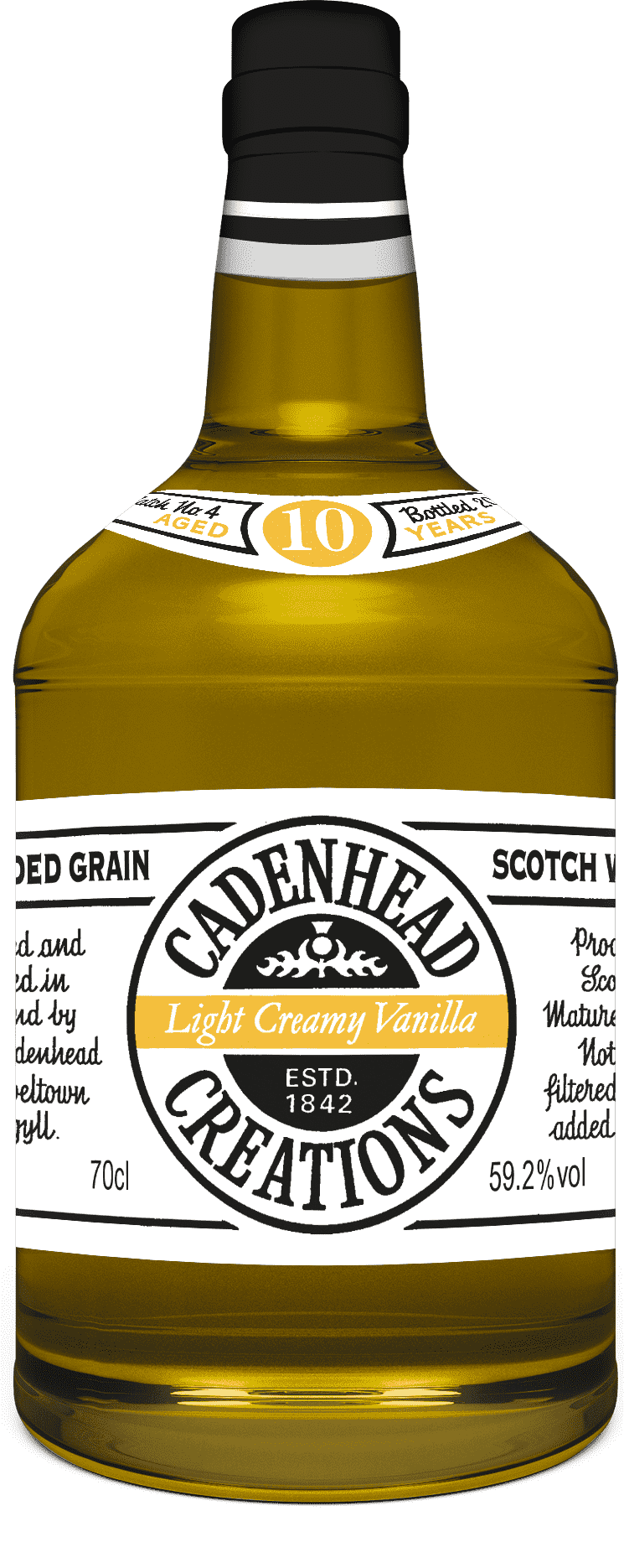 A Bottle of Cadenhead-Creations
