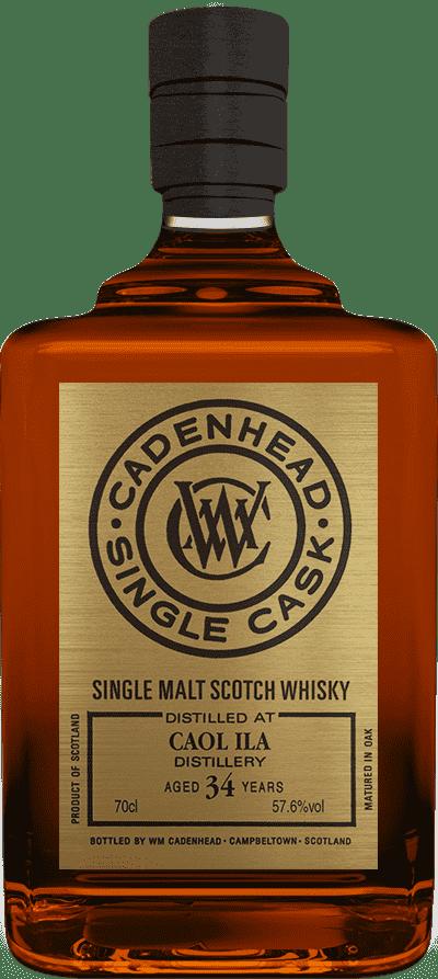 A Bottle of Caol-Isla