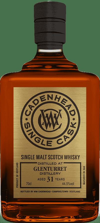 A Bottle of Glenturret