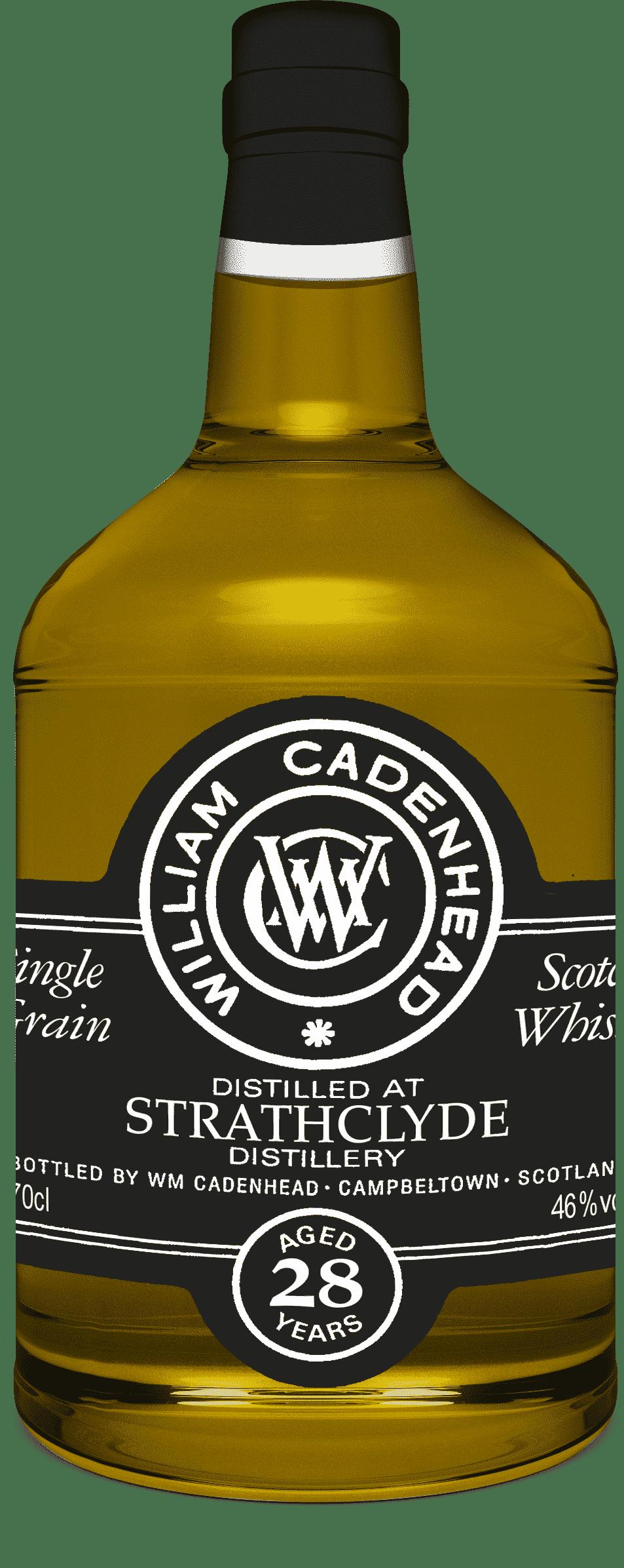 A Bottle of Strathclyde-28-YO