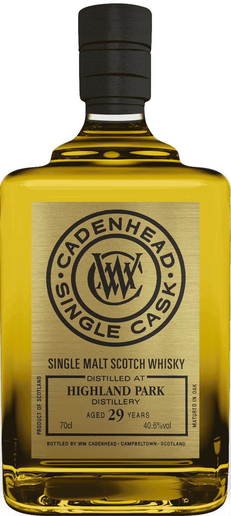 A Bottle of Highland-Park-29-YO