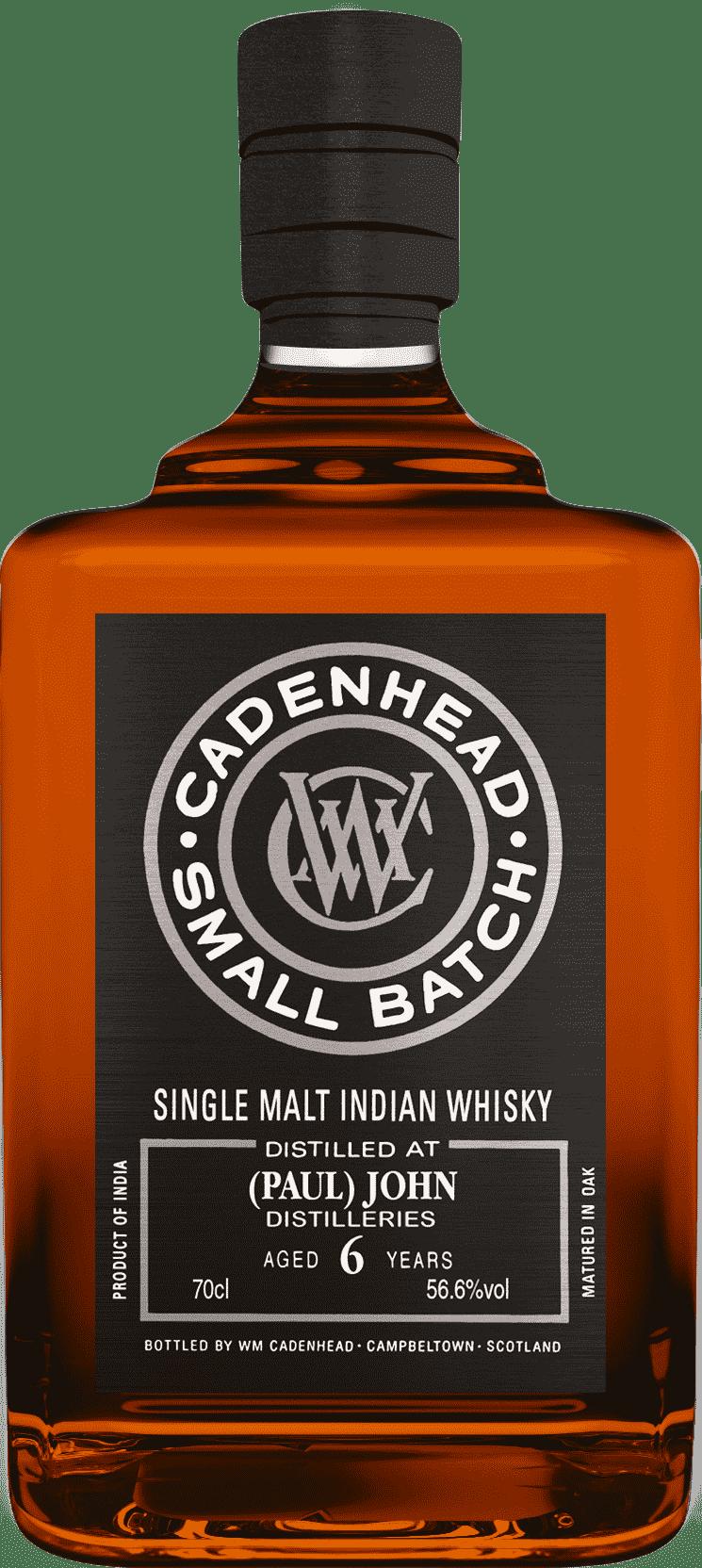A Bottle of Paul-John-6-YO
