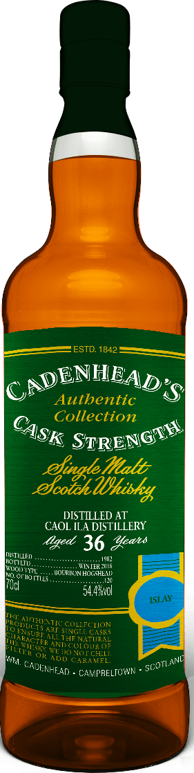A Bottle of Caol-Ila-36-YO