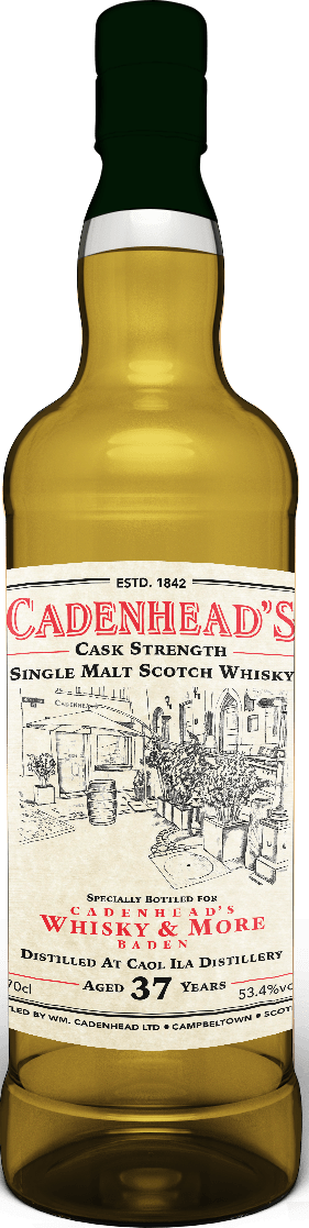 A Bottle of Caol-Ila-Baden-Shop