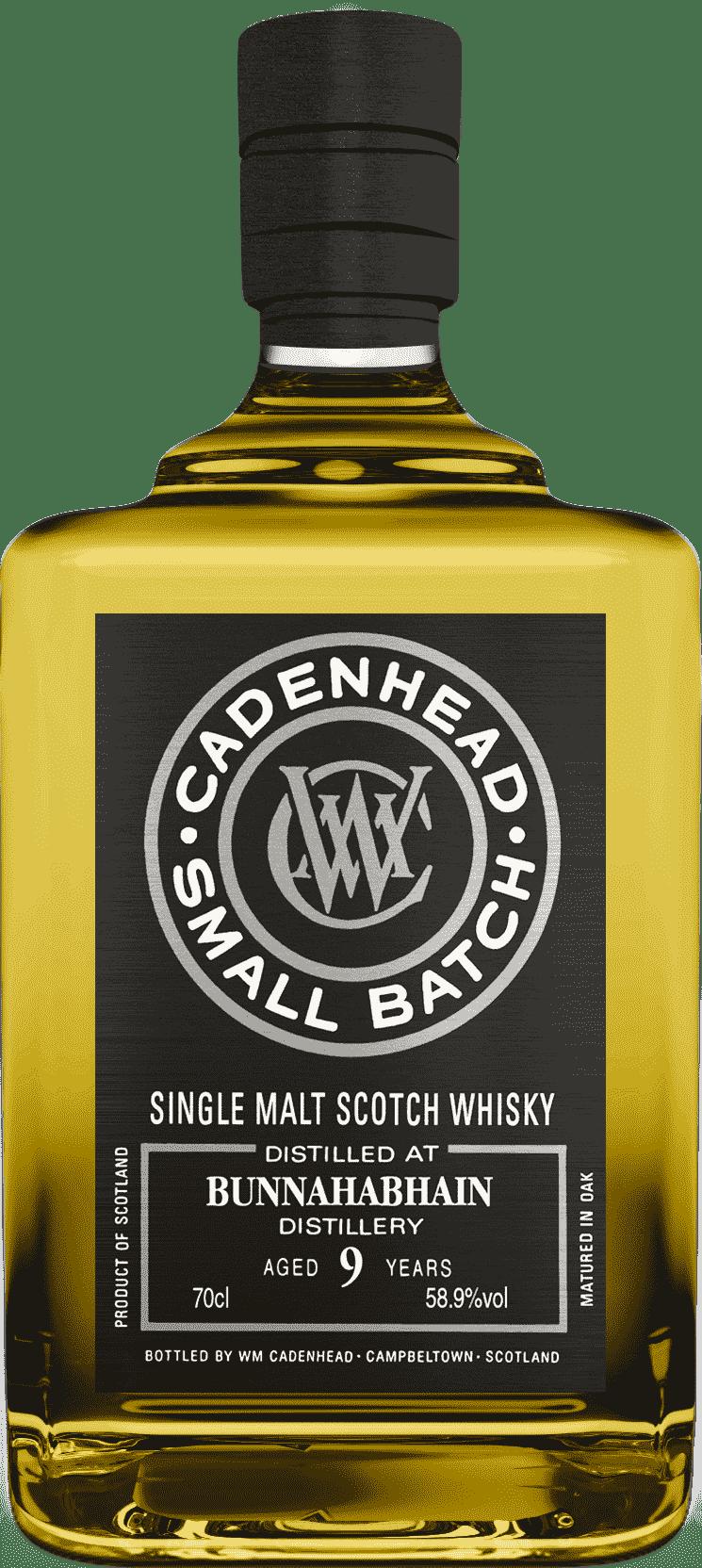 A Bottle of Bunnahabhain-9-yo