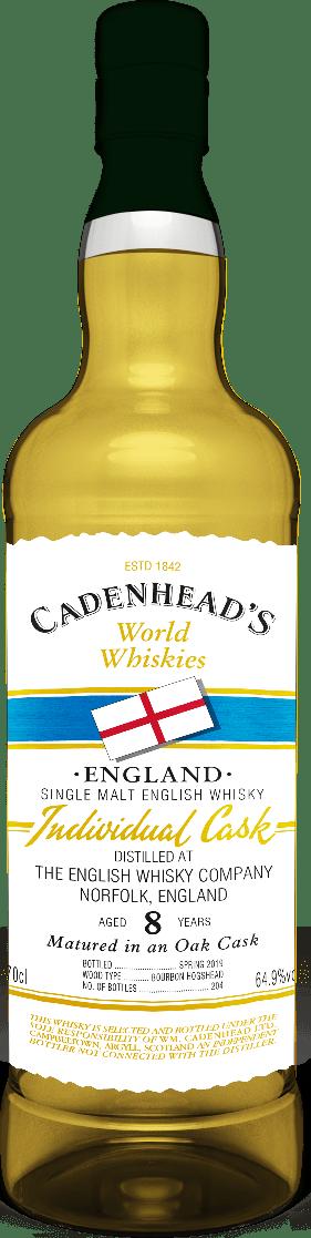 A Bottle of English-8-YO