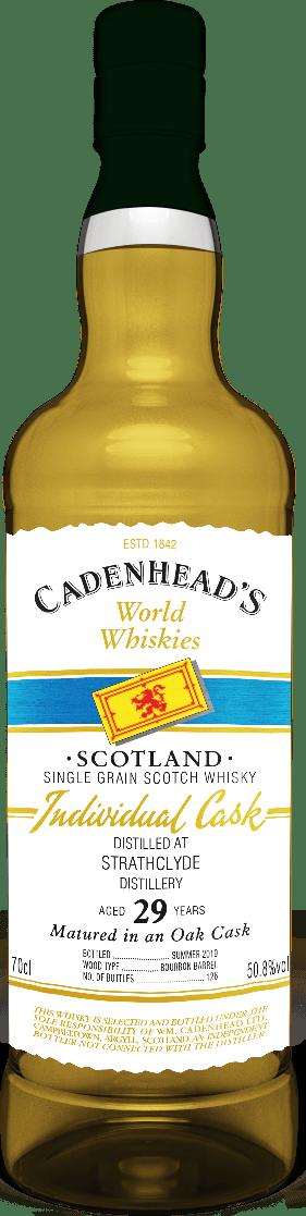 A Bottle of Strathclyde-29-YO