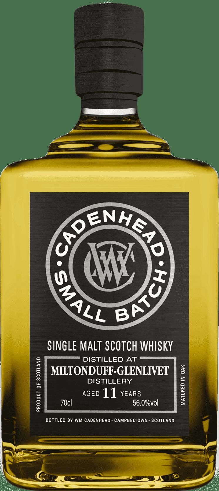 A Bottle of Miltonduff-11YO-56.0