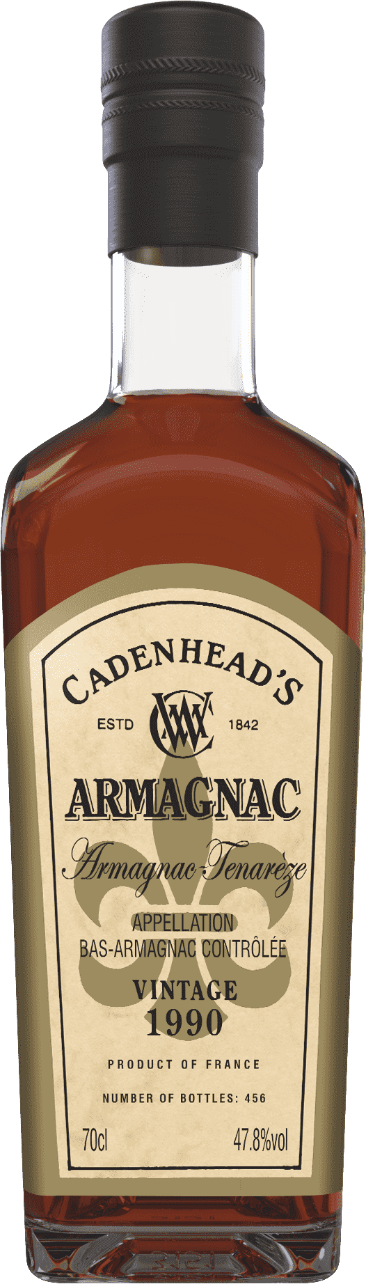 A Bottle of Armagnac-1990