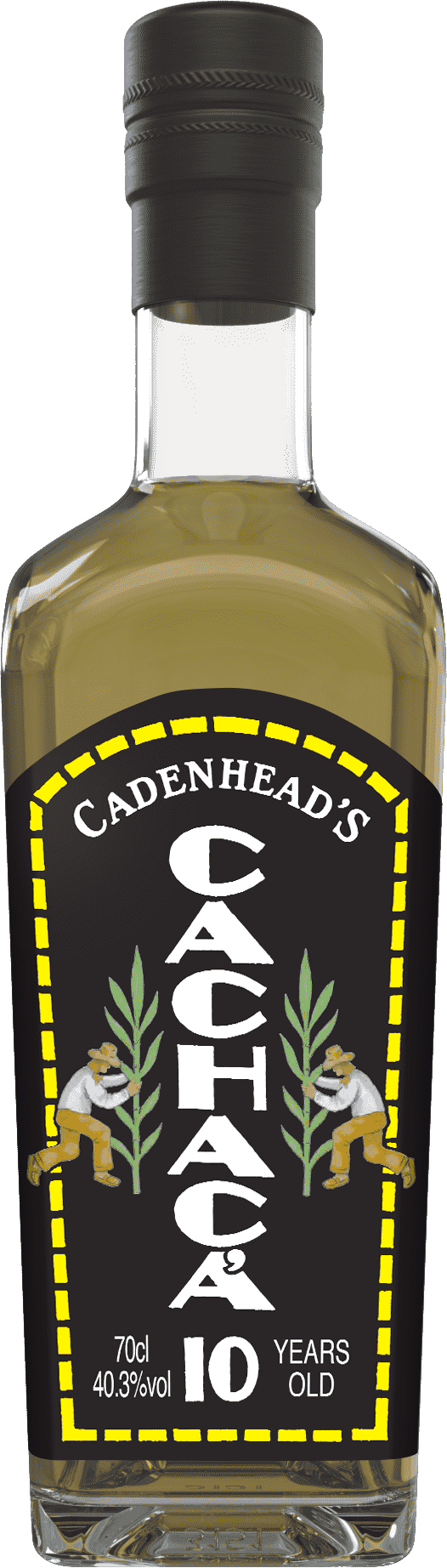 A Bottle of Cahchaca-10