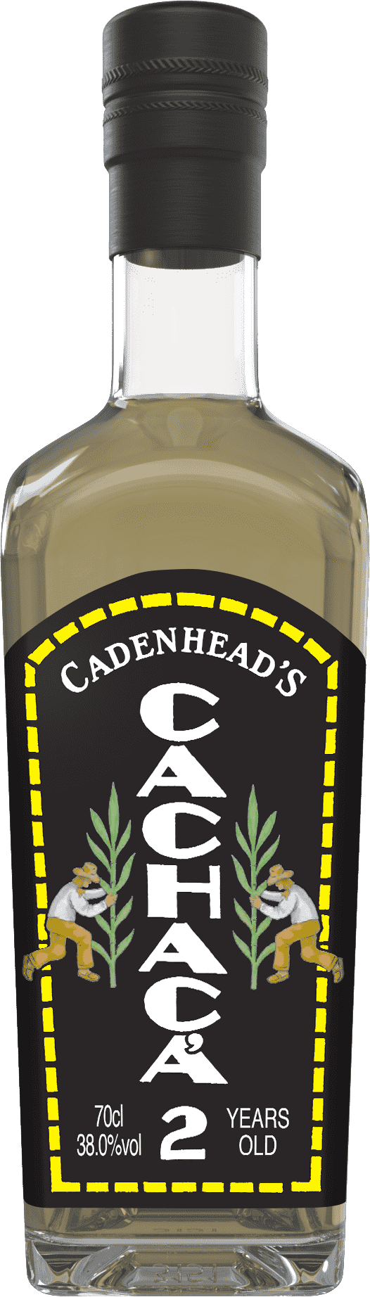 A Bottle of Cahchaca-2