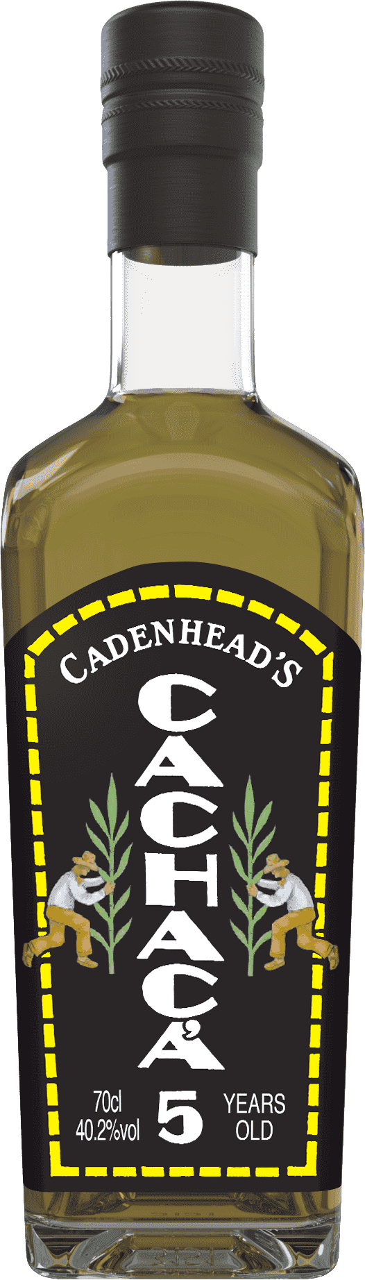 A Bottle of Cahchaca-5
