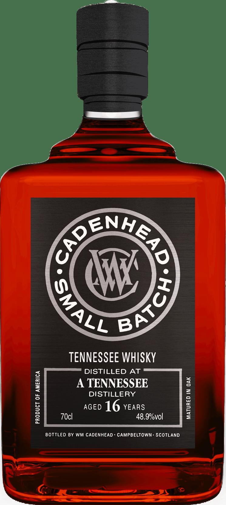 A Bottle of Tennessee-16-YO