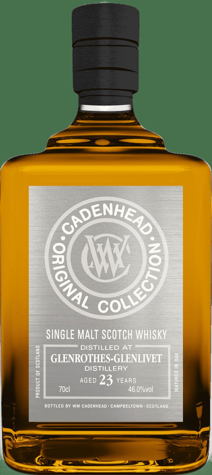 A Bottle of Original-Collection---Glenrothres-70cl